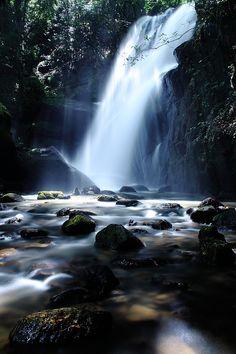 Keimei Falls, Shiga, Japan: photo by 92san