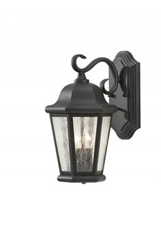 Shop For The Murray Feiss Black Martinsville 2 Light Outdoor Lantern Wall  Sconce And Save.