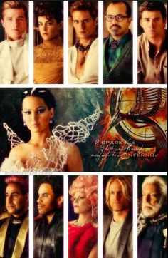 The Hunger Games: Catching Fire. THERE ARE NO WORDS....
