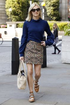 Fearne's Fashion Parade: Everything Ms Cotton's Worn to Work in 2014