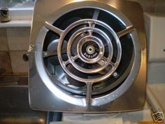 Very similar to the exhaust fan we have for our kitchen makeover. I love ReStore!