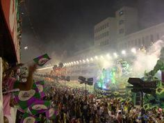 """The """"Passarela Dr. Darcy Ribeiro"""" (Dr. Darcy Ribeiro Alley), popularly known as Sambadrome, is located on the Marquês de Sapucaí Street. It hosts every year the parade of the Samba Schools of Rio de Janeiro, in carnaval. Learn More: http://gotorio.net/m/locations/view/SAMBODROMO"""