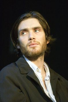 Cillian Murphy on stage in Love Song | New Ambassadors Theatre | Dec 4 2006