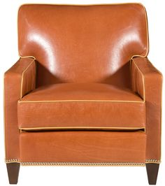 Vanguard Salt Springs Leather Chair L9017-CH