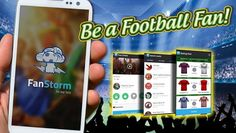 FanStorm is a simple way to capture and share your everyday & FOOTBALL moments. Transform your photos and videos, post and share them instantlly with your friends your fellow supporters and any other football supporter in the world The new social network for football/soccer fans!!!