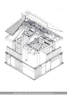 Charles W Moore | Moore House | 1962 | Orinda