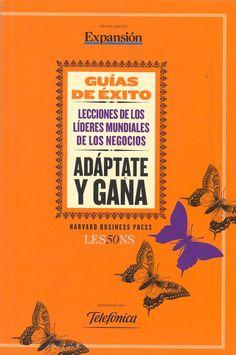 Adáptate y gana Barcelona : [Random House Mondadori], cop. Random House, Barcelona, October, Barcelona Spain