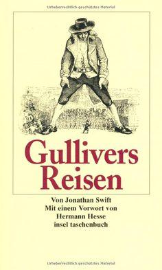 Gullivers Reisen (insel taschenbuch): Amazon.de: Jonathan Swift, Grandville, Franz Kottenkamp: Bücher