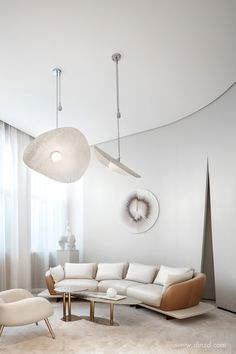 Luxury Homes Interior, Interior Exterior, Home Interior Design, Interior Decorating, Sofa Design, Furniture Design, Minimalist Interior, Modern Interior, Living Room Designs