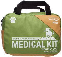 Adventure Medical Kits ADS Workin' Dog First Aid Kit Green