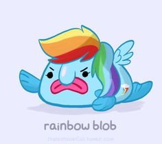 Blobfish, Weird Fish, Dad Birthday Card, Interesting Animals, Kawaii, Fishing Gifts, My Spirit Animal, Rainbow Dash, Cute Drawings