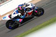 Alex Lowes underlined his late season charge for the MCE Insurance British Superbike crown by setting the pace in free practice ahead of Sunday's penultimate round at Silverstone.