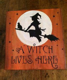 witchy sign