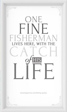 Fishing Quotes - Drowning Worms