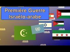 La Première Guerre Israélo-Arabe (1948-1949) - Résumé - YouTube Beginning Sounds, War