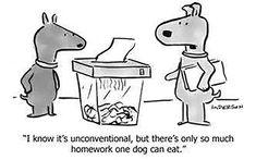 Quote homework #dogsfunnycartoon