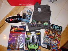 New Age Mama: GeekFuel - A Subsciption Box for Gamers & Geeks