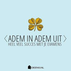 School Jokes, School Stuff, Dutch Quotes, Student Life, Words Quotes, Positive Vibes, Wish, Motivational Quotes, Encouragement