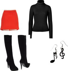 """""""Winter Work Outfit"""" by lwoodall0422 on Polyvore"""