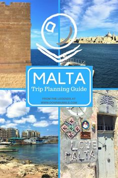 Are you planning a trip to Malta soon? Plan it right with our guide including info on when to visit, where to stay, how to get around and more. Plenty of handy links to external sites as there is a LOT to know about the tiny island chain of Malta! via @downbubbletravels