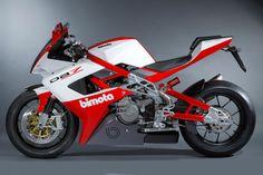 bimota db7 2011-very cool (and pricey!) bike.