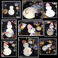 Transient Art Inspired by the Book, Snowballs by Lois Ehlert (Stimulating Learning With Rachel) Preschool Class, Preschool Christmas, Christmas Activities, Christmas Crafts, Kindergarten, Winter Art, Winter Ideas, Winter Theme, Seasons Activities
