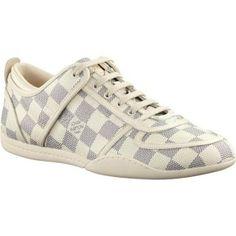 Louis Vuitton Boogie Sneaker In Damier Azur Canvas XR4U2PDA