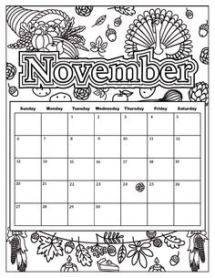 Added October 28: Pumpkin is everywhere and leaves are changing colors. Get ready for Thanksgiving with November's colorable calendar. (PDF and JPEG available.)Added October 1: Ghosts and goblins are popping up everywhere during October. But don't be afraid to download this month's colorable calendar! (PDF and JPEG available.)Added September 1: Take a stroll through the [...]