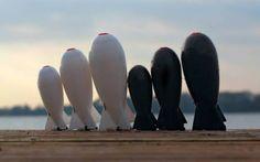 The-Spomb-Spod-Bomb-Bait-Rocket-Mini-Midi-Std-White-Black-Carp-Fishing