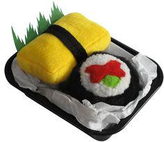Craft sushi - Farei um desse pra minha amiga.