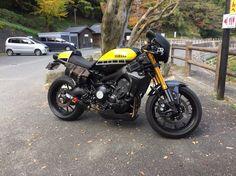 Yamaha XSR 900 Cafe Racer
