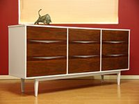 Best 50 Best Painted Mid Century Furniture Ideas Images Mid 400 x 300