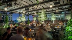 Rooftop bars in NYC: Visit the city's best elevated bars