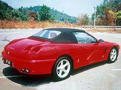 Pininfarina Ferrari 456 GT Venice Convertible