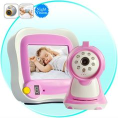 BilligShop - Night Vision Baby Monitor with 3.5 Inch Monitor-end 31/7, $69.75 (http://www.billigshop.mobi/night-vision-baby-monitor-with-3-5-inch-monitor-end-31-7/)