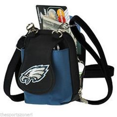 Philadelphia Eagles Game Day Purse Visit our website for more: www.thesportszoneri.com