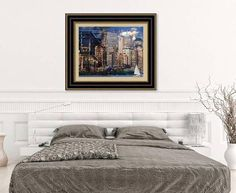 The City Wall Art. LIMITED TIME PROMOTION.