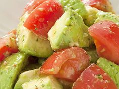 トマトとアボカドのサラダの画像 Recipe Search, Salad Dressing, Quick Meals, Chinese Food, Fruit Salad, Tuna, Watermelon, Food And Drink, Cooking Recipes