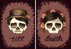 ♡ ...till death do us part