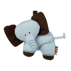 Jumbles Soft Toy - Blue Elephant