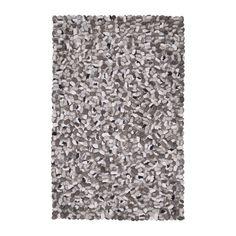 Shades of Gray Pebbled Rug | dotandbo.com