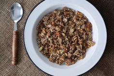 Orange Honey Nut Granola