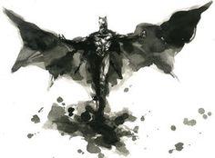 BATMAN by makwacheong