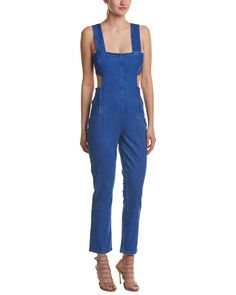 You need to see this Kendall + Kylie Side Cutout Denim Jumpsuit on Rue La La.  Get in and shop (quickly!): https://www.ruelala.com/boutique/product/99868/28568819?inv=juliannegregor&aid=6191