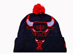 6b9f2f98883 NBA Chicago Bulls Beanies (4)