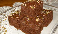 čokoladovy koláč hrnčekový
