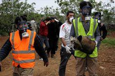 Assad Chemical Threa