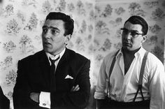 Legend: An in-depth look into the violent history of Ronnie and Reggie, the Kray twins Ronnie, Reggie and the legend of 'old-school' villainy Cole Moreton Sunday 30 August 2015 The Krays, History Of Photography, Portrait Photography, Four Year Old, Why Do People, Twin Brothers, Mug Shots, Detective, Crime