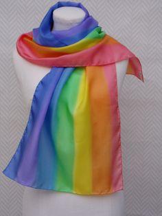 3777470ce31c Echarpe étole foulard en soie