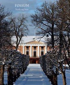"""""""Fossum - Verk og hus"""" av Jo Sellæg (ISBN: 8230319782, 9788230319789)."""